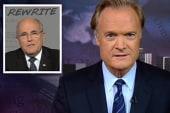 Rewriting Rudy Giuliani as 9/11 hero