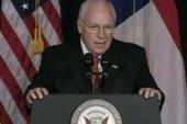Cheney was for auto loan before he was...