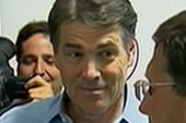 Are Democrats afraid of Perry?