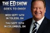 Ed is heading to Ohio