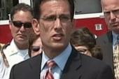 Democrats attack Cantor over FEMA