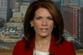 Bachmann's psycho $2 gas guarantee