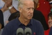 VP Biden passionately defends organized labor