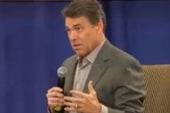 Rick Perry debate preview