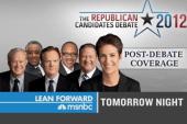GOP president debate, 9/7 @ 8pm ET