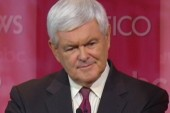Gingrich chastises the media