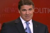 Perry Doubles Down on 'Ponzi Scheme' comments
