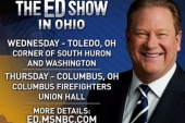 Ed heads to Ohio on Sept. 14 and 15