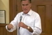 Romney takes shots at unions on campaign...