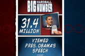 Obama draws big numbers for address