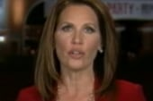 Bachmann attempts to link Vaccine to...