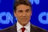 Ganging up on Perry at GOP debate