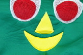 'Gumby Bandit' turns himself in