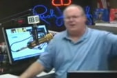 Limbaugh blames liberals for his...