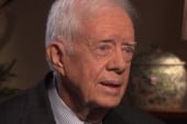 Carter optimistic about Obama