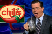 Best of Late Night: Colbert makes light of...
