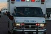 Crash casualties taken to hospital