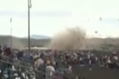 Plane crashes near stands at Reno air races