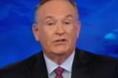Bill O'Reilly freaks out