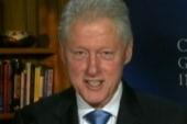 Clinton on Clinton