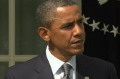 Obama draws line on GOP games