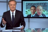 Rewriting O'Reilly threat to quit over taxes