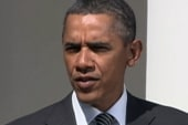 Obama finds his populist voice