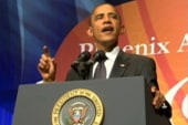 Is Obama 'in trouble' with labor, liberals?