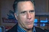 Romney meets secretly with Trump