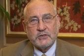Joseph Stiglitz talks Occupy Wall Street