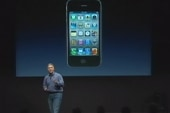 iPhone 4S unveiled