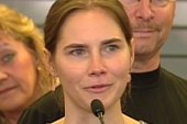 Amanda Knox thanks supporters back in U.S.