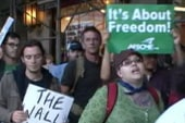 Occupy Wall Street movement draws nations...