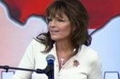 Palin is sidelined, but Cain is able