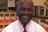 Herman Cain discusses 999 tax plan
