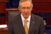Harry Reid goes nuclear on GOP sabotage