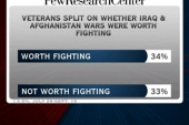 Military opinion split on value of Iraq...
