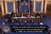 GOP Blocks President Obama's jobs bill