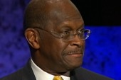 Herman Cain rockets to top of GOP field