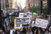 Occupy Wall Street facing showdown?