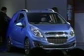 GM launces 'Spark,' first electric car
