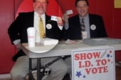 Voter ID advocate imposes rules that don't...