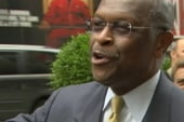 Poll: Cain surges ahead of Romney