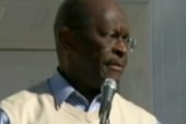 Herman Cain a one hit wonder?