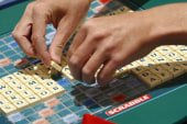 Strip search controversy at Scrabble...