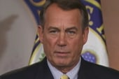 Protesters interrupt Boehner's golf game