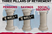 Faith in Wall Street puts retirement at risk