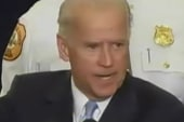 Joe Biden says the jobs bill is 'not...