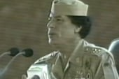 Location of Gadhafi's body in question