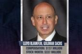 Profiles in Greed: Lloyd Blankfein